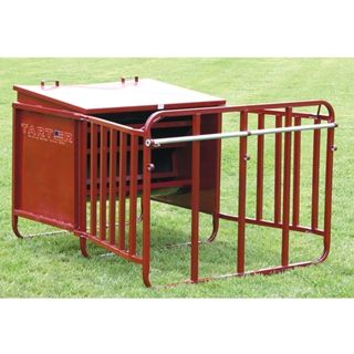 Calf Creep Feeder Designs - WoodWorking Projects & Plans