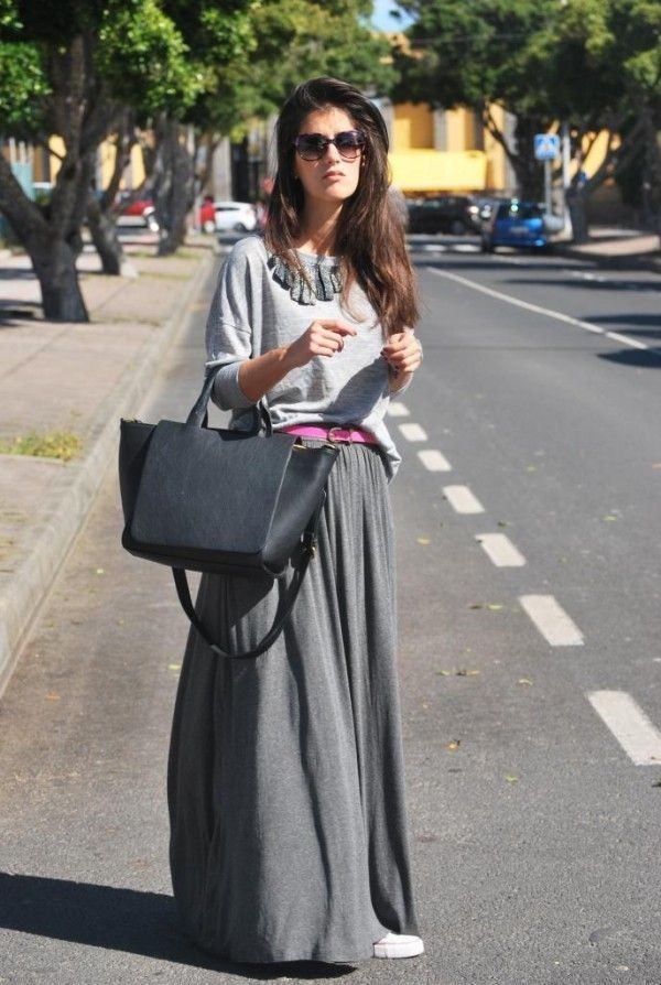 Trendy Long Skirt Idea (47)