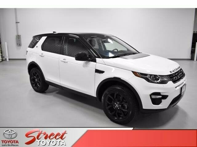 2017 Land Rover Discovery Sport Hse 2017 Land Rover Discovery Sport Hse Land Rover Discovery Sport Discovery Sport Hse Land Rover