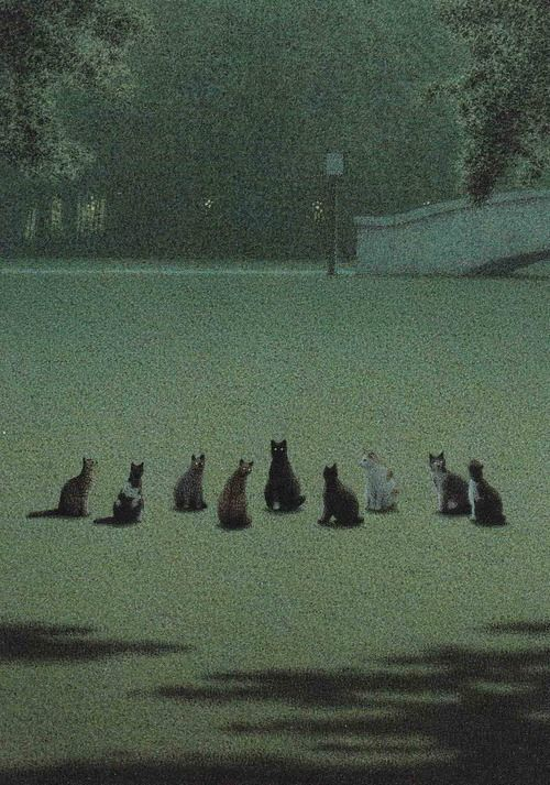 The GAthering    postmagest:  Michael Sowa Oh god, they've found me…  Oh god, theyve found me