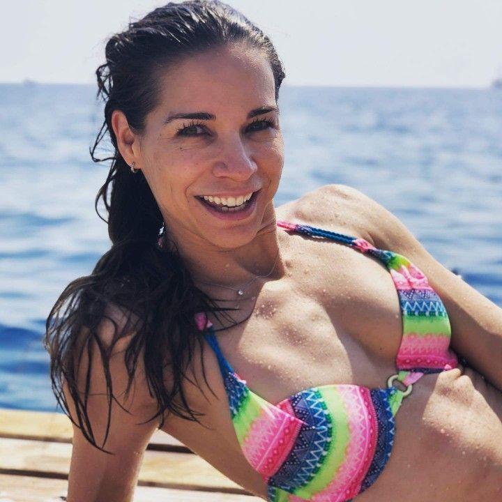 Andrea Grießmann Bikini
