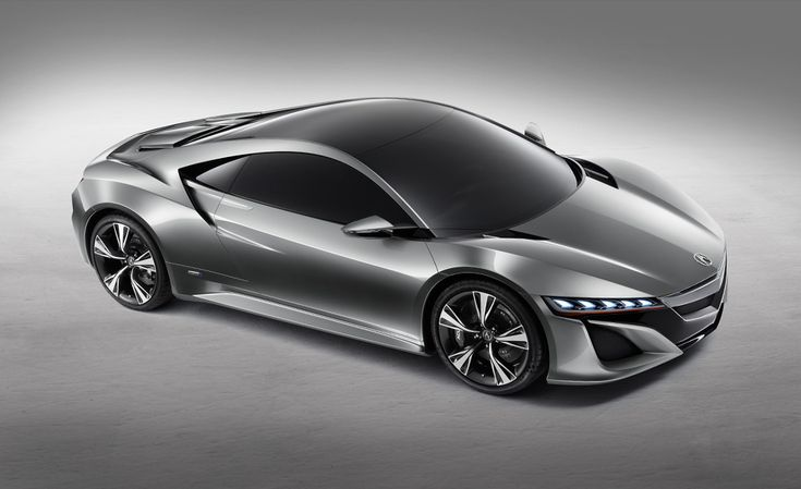 2013 Acura Vehicles NSX ::: This is one badass beauty!