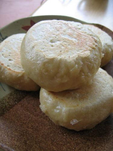 Oyaki (Savory Dumplings)