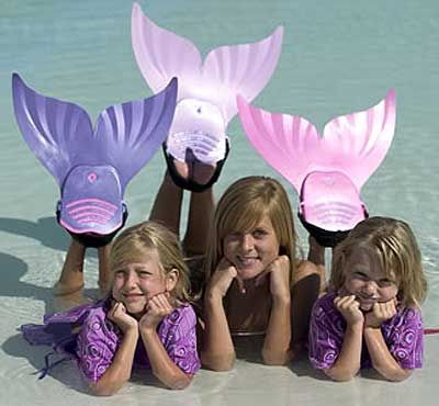 Mermaid Swimming Fins