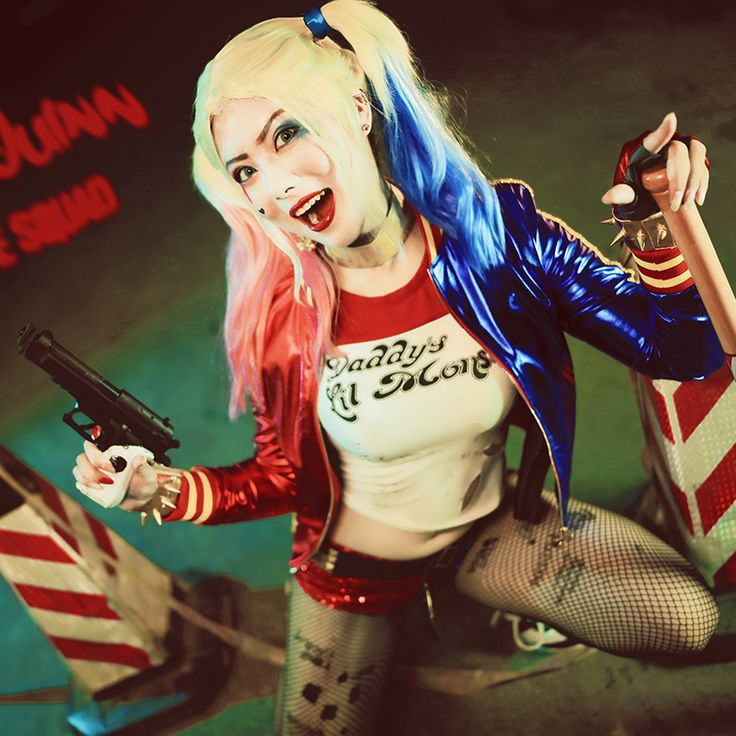 Harley Quinn Suicide Squad Cosplay //Price: $185.00 & FREE Shipping //     #avengers #justiceleague #superman #spiderman