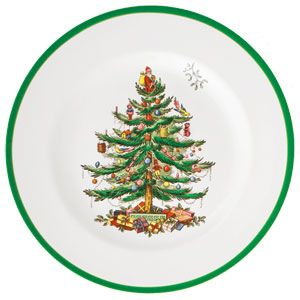 Every good Southern woman loves to set her table with Christmas china. Whether you favor a traditional or modern holiday look, we've got a plate for you.