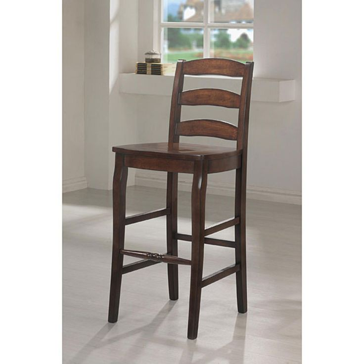 30 Inch Bar Stools With Backs Set