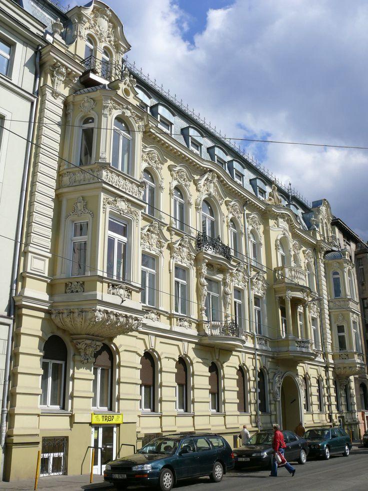 Poland, Lodz, Gdańska 42