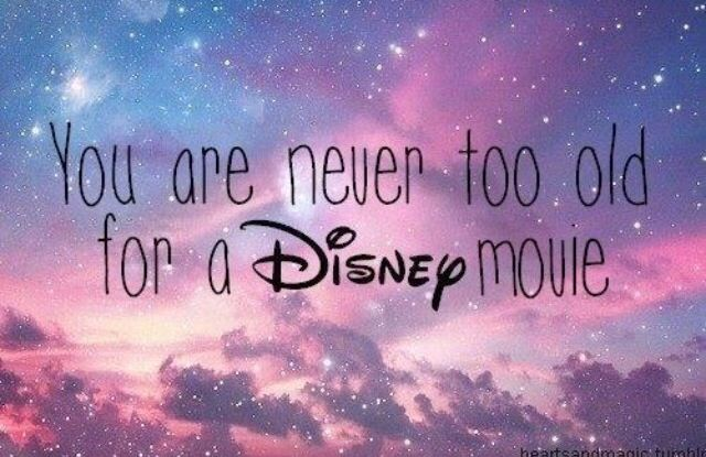 Disney movies ♡ It's the true!