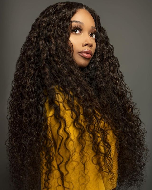Brave Curly 360 Lace Front Human Hair Wigs For Black Women Pre Plucked Brazilian Lace Wigs 150% 180% 250% Density Remy Alipearl Hair Lace Wigs Hair Extensions & Wigs