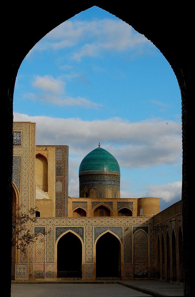 bukhara (uzbekistan)