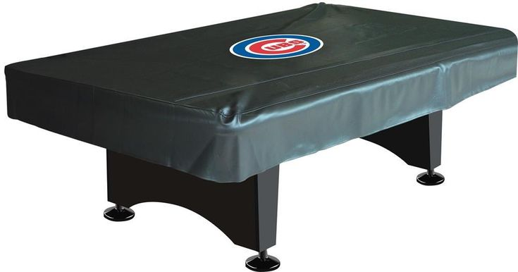 Chicago Cubs Billiards Vinyl Table Cover