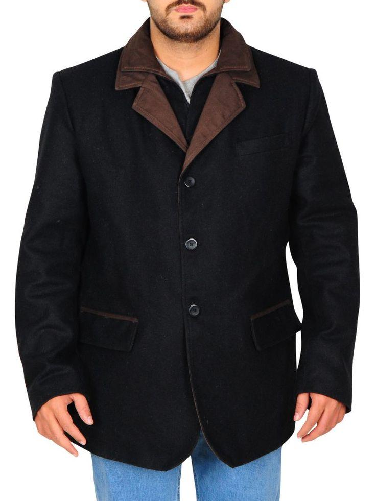 Don Johnson Blood & Oil Wool Coat   Top Celebs Jackets