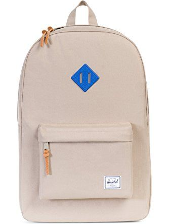 Herschel Supply Co. Heritage Backpack, Brindle/Cobalt Native Rubber ❤ Herschel Luggage child code