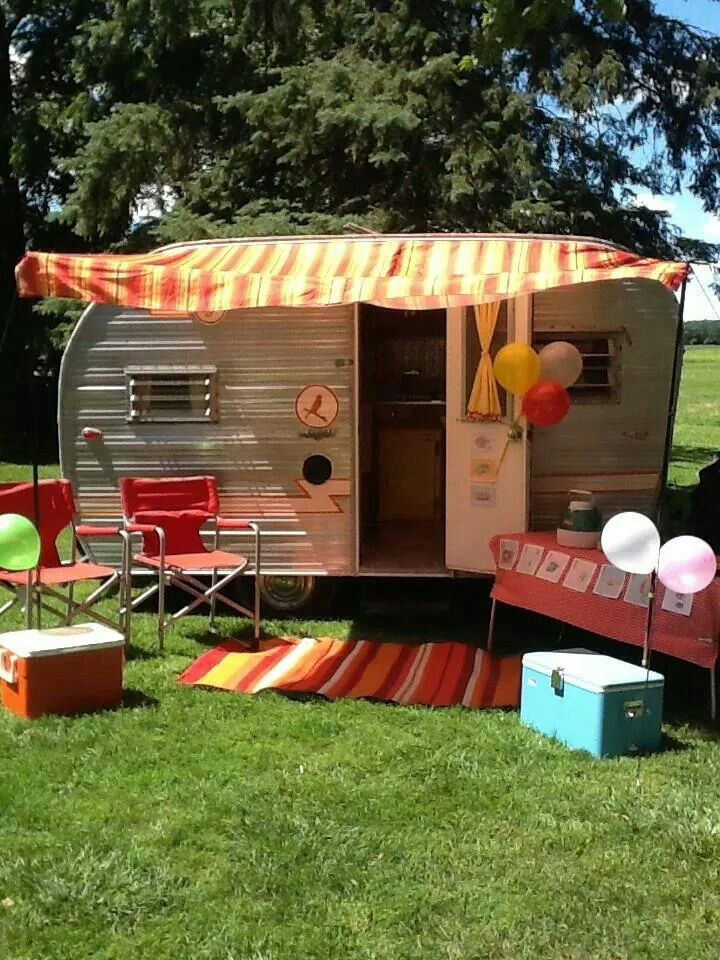 Brilliant Travel Trailers Vintage Travel Trailers And Trailers On Pinterest