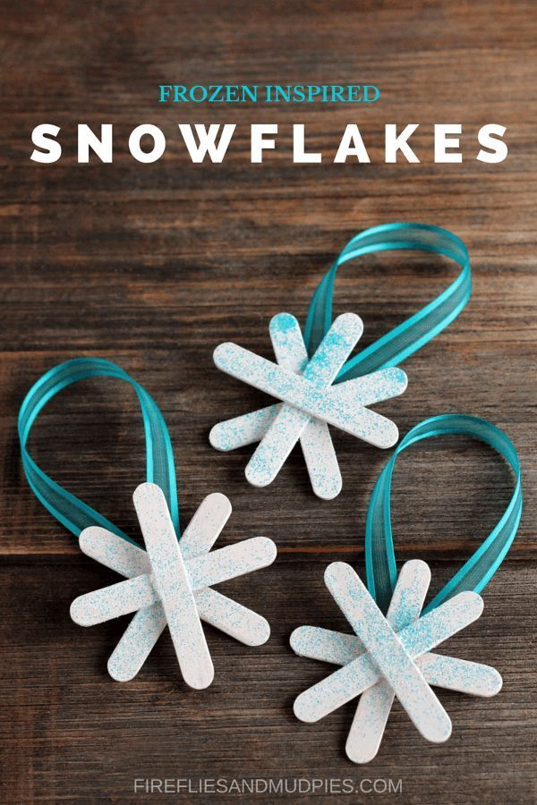 DIY Christmas Ornaments for Kids - From ABCs to ACTs