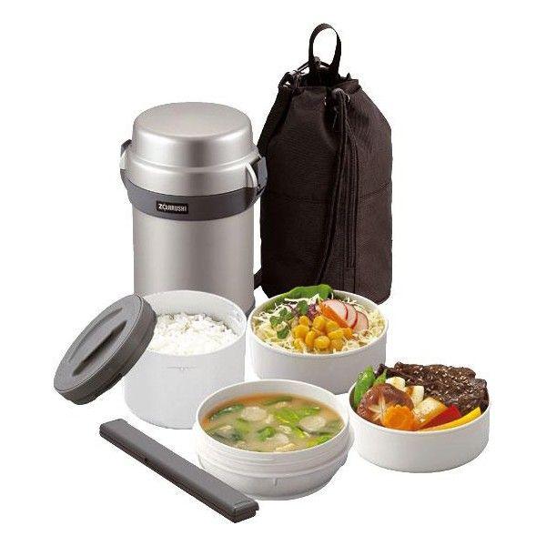 Страна+производитель:+Таиланд Тип:+полный+обед Объём+термоса:+1.23+л. Внутреннее+покрытие+(легкоочищаемое):+тефлон Темп.+жидкости+(95°С)+через+6+часов+:+69°С Сохранение+тепла+до+6+часов Возможность+разогрева+в+микроволновой+печи+контейнеров+с+едой Размеры:160х160х240+мм. Вес:1.30+кг.  Комплектация  Контейнер+для+супа:+0.28+л. Контейнер+для+второго+блюда:+0.45+л. Контейнер+для+закуски:+0.30+л. Контейнер+для+закуски+(дополнительный):+0.20+...