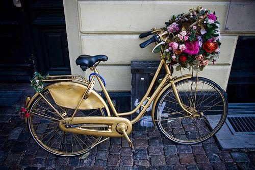 Full On Copenhagen Style by Mikael Colville-Andersen, via Flickr
