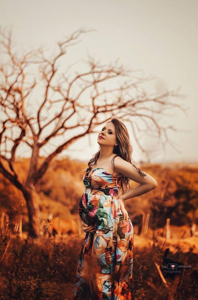 Inspire-se: Book Fotográfico Gestantes | O Amor Está na Fotografia
