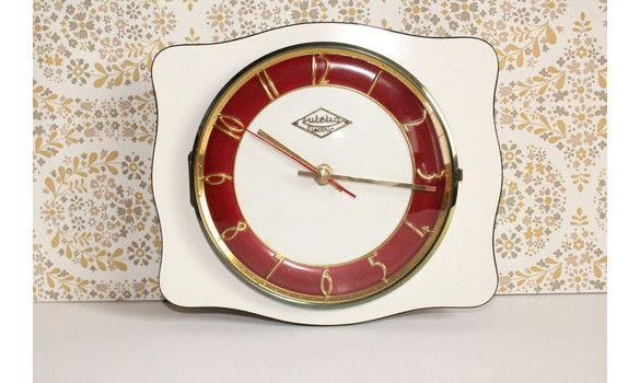 Horloge formica Lutetia Electric