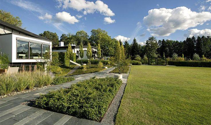 privat trädgård värmdö