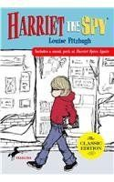 Is it wrong to pair a cocktail with Harriet the Spy by Louise Fitzhugh? No! Grown-ups love this book.
