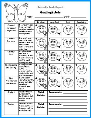 rubric template maker - 10 best images about rubric on pinterest goals template