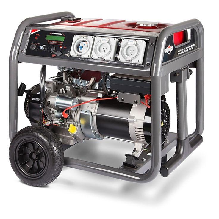 Briggs & Stratton 9500 Elite Petrol Generator