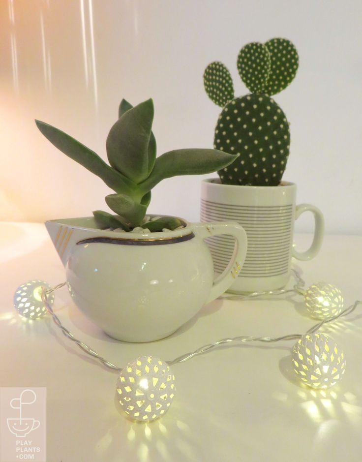 Mug // L & Pot // L  Zsolnay Porcelain