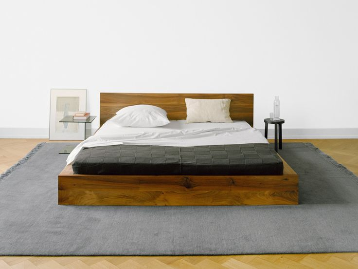 25 Best Ideas About Wooden Bed Designs On Pinterest