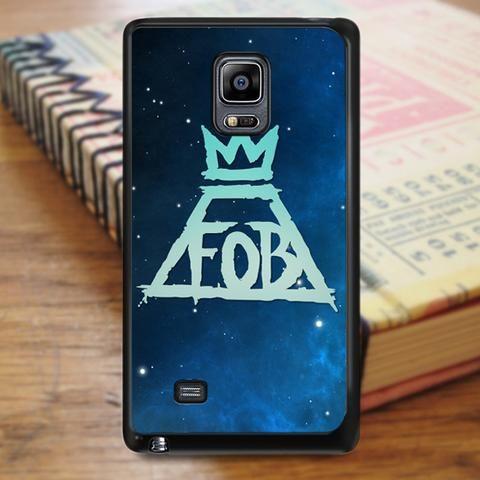Fall Out Boy Logo Nebula Samsung Galaxy Note 3 Case