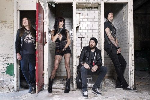 Liv Jagrell – Sister Sin « Femme Metal Webzine