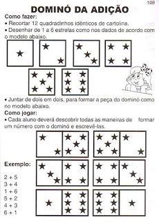 Varios tipos de Jogos de Matemática