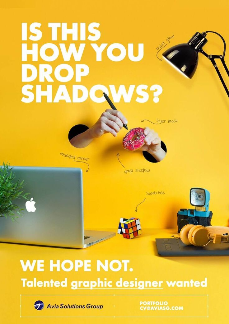Interesting Ad Campaigns For Web Designers