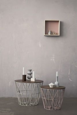 Wire Large / Ø 60 x H 45 cm | Ferm Living | Korb