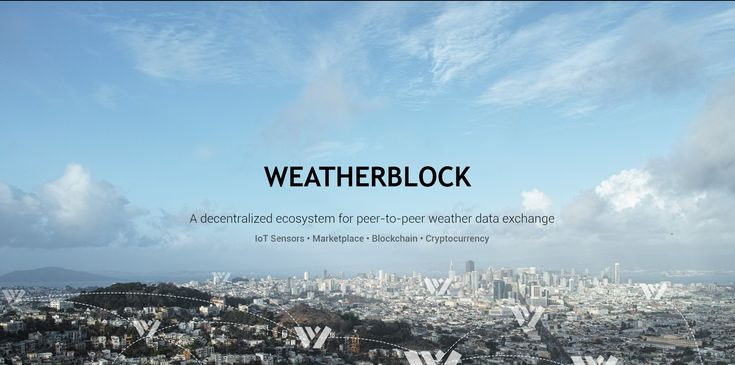 WeatherBlock Harnessing Weather for Better Business Decisions