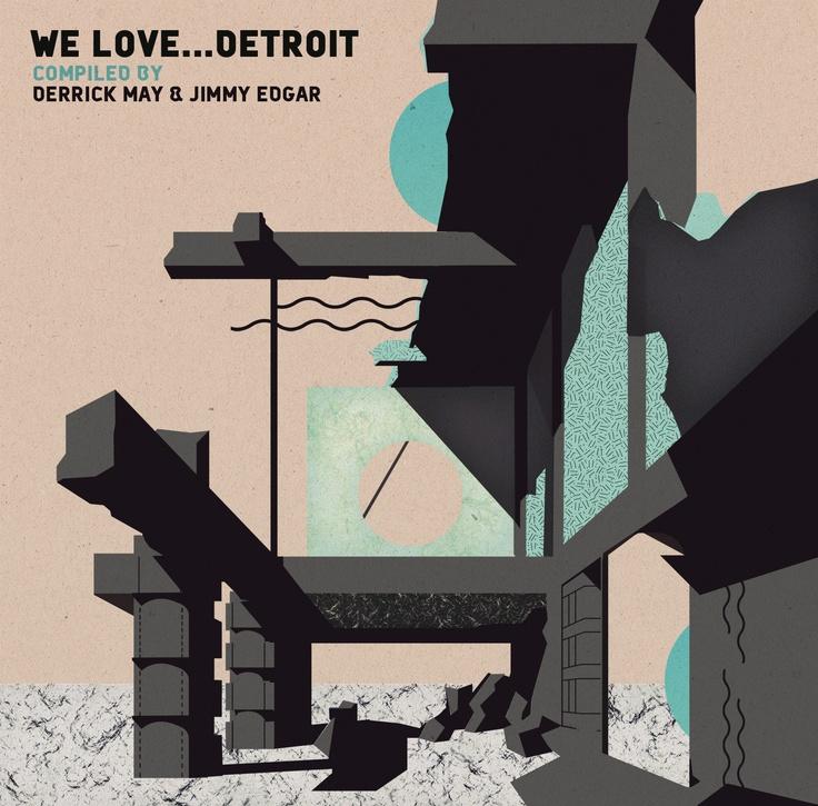 We Love Detroit Cover