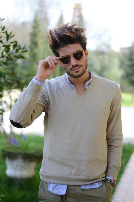 Si estás pensando en cortarte el pelo, descubre las tendencias para cortes de pelo para chicos jóvenes de este año.  #cortedepelo #chico #jóven #mariano #divaio #cabello