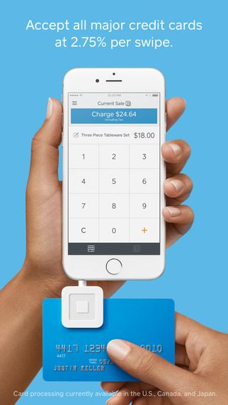 Square Register - Point of Sale (POS) for iPhone and iPad by Square, Inc.