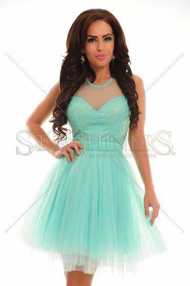 Rochie LaDonna Secret Affair Turquoise