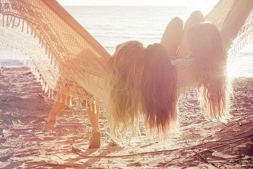 easy breezy. #friends #swimwear #beach #summer #girl #sun