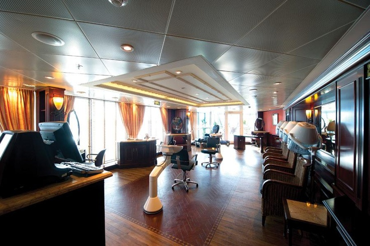 Adonia - Hair and beauty salon #Cruise