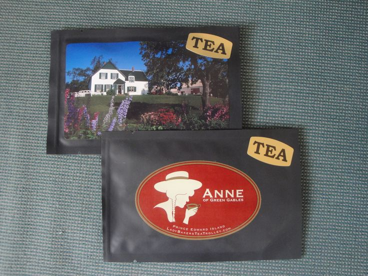 We now have 2 Anne of Green Gables postcard teas! If you are interested in carrying these in your gift shop please be in touch! They also make great party favours at weddings! http://www.ladybakersteatrolley.com/products-page/postcard-teas/