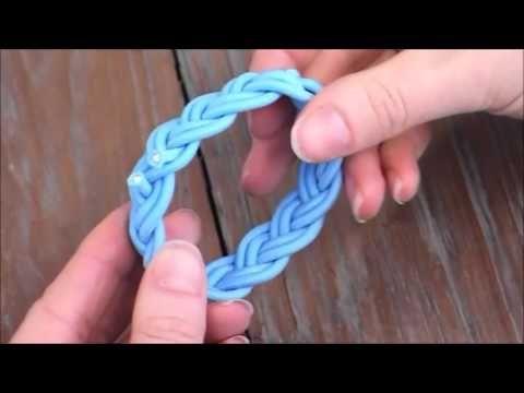 Sieraden maken: armband knopen met Turkse knoop. - Instructies - Weethetsnel.nl