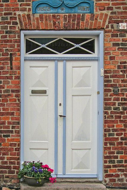 Ribe Denmark  Portal 036 by Atelier Teee, via Flickr