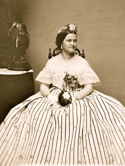Was Mary Todd Lincoln Driven 'Mad' by a Vitamin Deficiency? - The New York Times