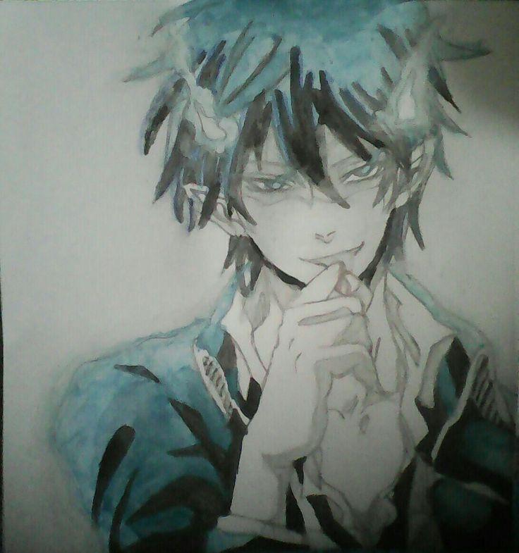 Blue exorcist (Ao no exorcist).