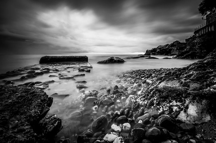 Bnw seascape by Francesca Rossi - Photo 149235949 - 500px