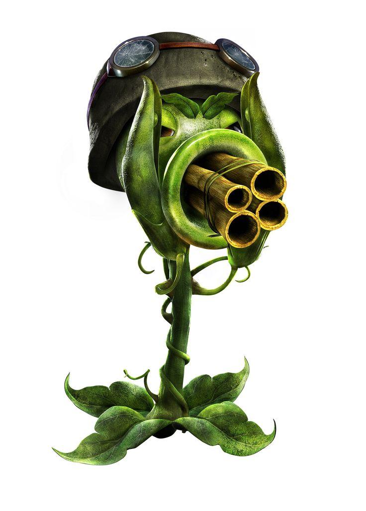 Best 25 plants vs zombies ideas on pinterest for Plants vs zombie garden warfare