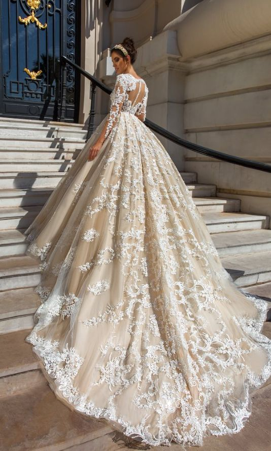 25 best ideas about designer wedding gowns on pinterest lace top wedding gowns designer wedding dresses and princess wedding dresses